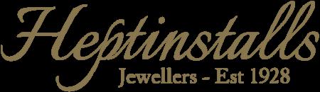 Heptinstalls Jewellers of Worthing Est 1928 Retina Logo