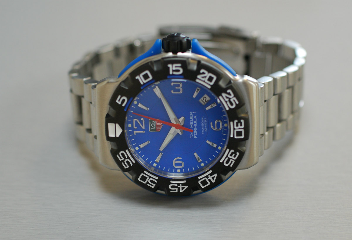 Tag Heuer Watch Service