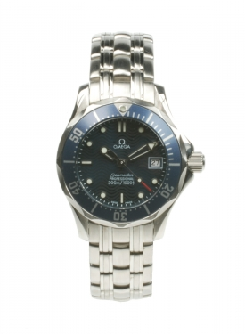 Omega Seamaster 300M 25838000 From 2004 Pre-owned Watch With Papers