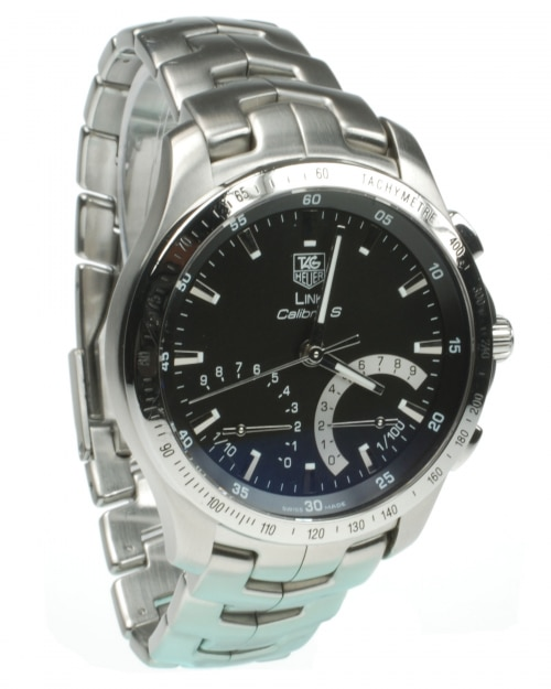 TagHeuer Link CJF110 Automatic Pre-owned Gents Watch