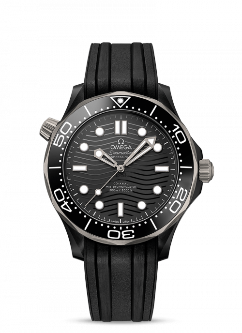 omega seamaster diver 300m co axial master chronometer On omega diver