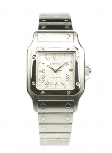 Cartier Santos 2319 Pre-owned Watch