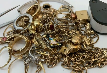 Sell Gold Heptinstalls Worthing
