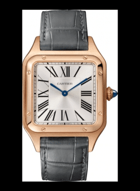 Santos De Cartier Watch 31.4mm - WGSA0021