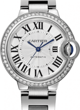 Ballon Bleu De Cartier Watch 33mm - W4BB0016