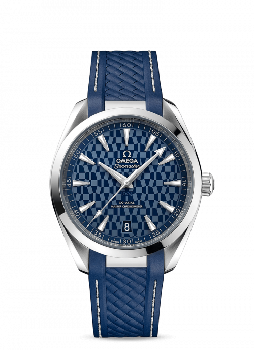 Omega Seamaster 150M Co-Axial Master Chronometer 41mm Tokyo 2020 Limited Edition - 522.12.41.21.03.001