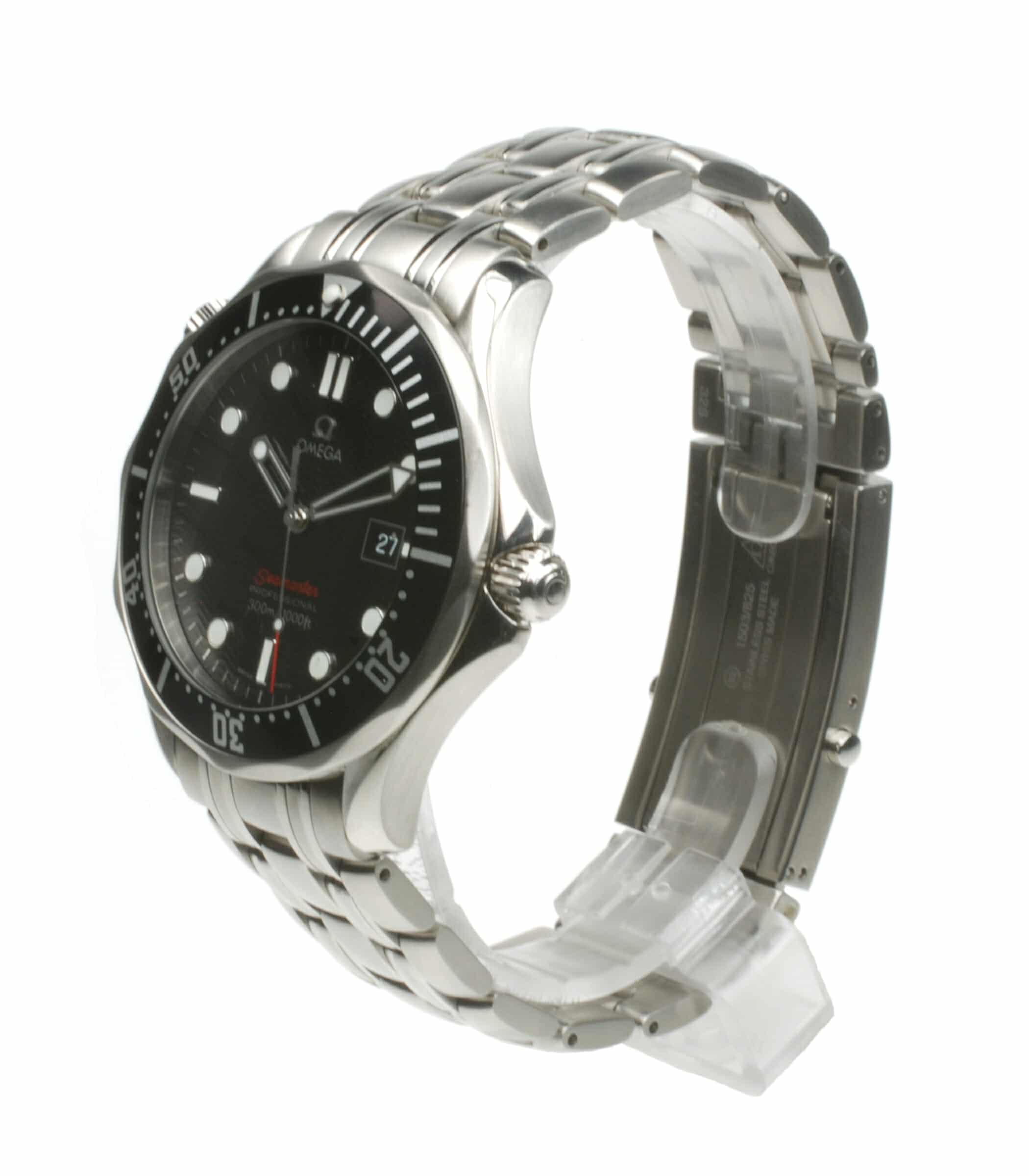 Omega Seamaster 300M 212.30.41.61.01.001 From 2010 Pre-Owned Watch With Papers
