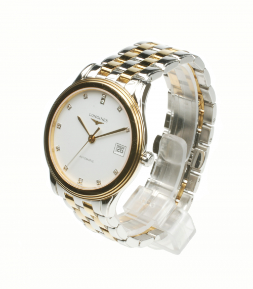 Longines Flagship Automatic L.4.774.3 Pre-Owned Watch