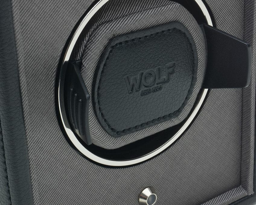 Wolf Single Cub Yellow Watch Winder - 455203