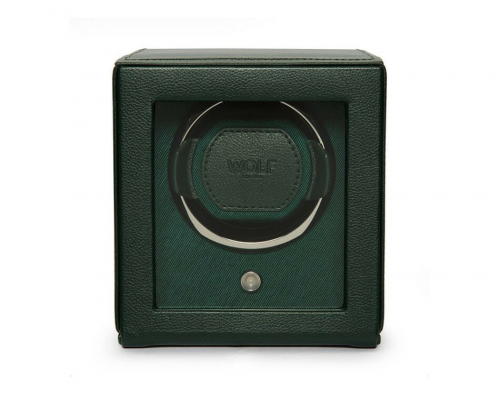Wolf Single Cub Watch Winder With Cover - 461141