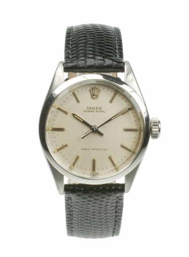 Rolex Oyster Royal 6444 From 1960 Pre-owned Watch With Papers