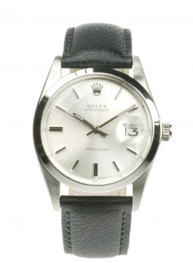 Rolex Oysterdate Precision 6694 From 1974 Pre-Owned Watch