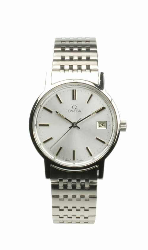 Omega 136.0104 From 1979 Pre-Owned Watch