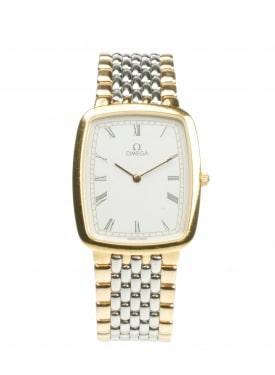 Omega Deville Quartz 395.0876 Pre-Owned Watch