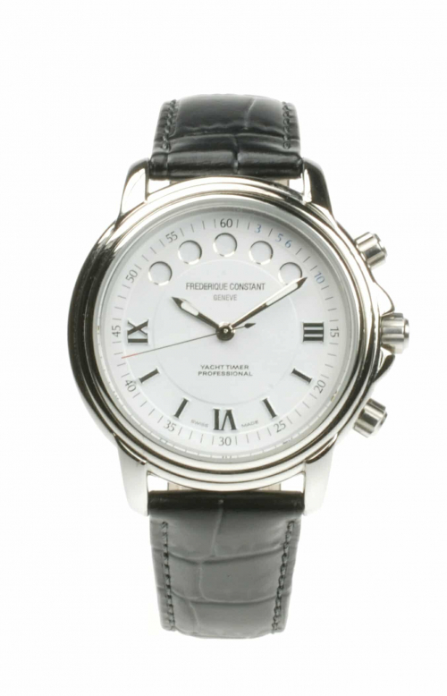 Frederique Constant Yacht Timer FC298X3A5/3A6 Pre-Owned Watch