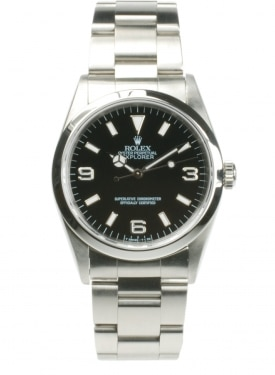 Rolex Explorer 14270 From 1997 Pre-Owned Watch
