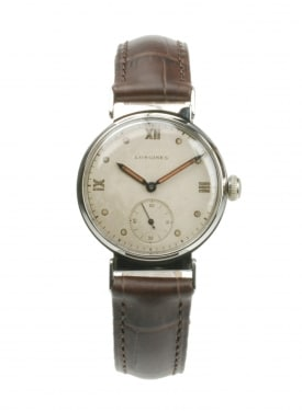 Longines Vintage 461128 Pre-Owned Watch