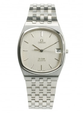 Omega DeVille Quartz Pre-Owned Watch