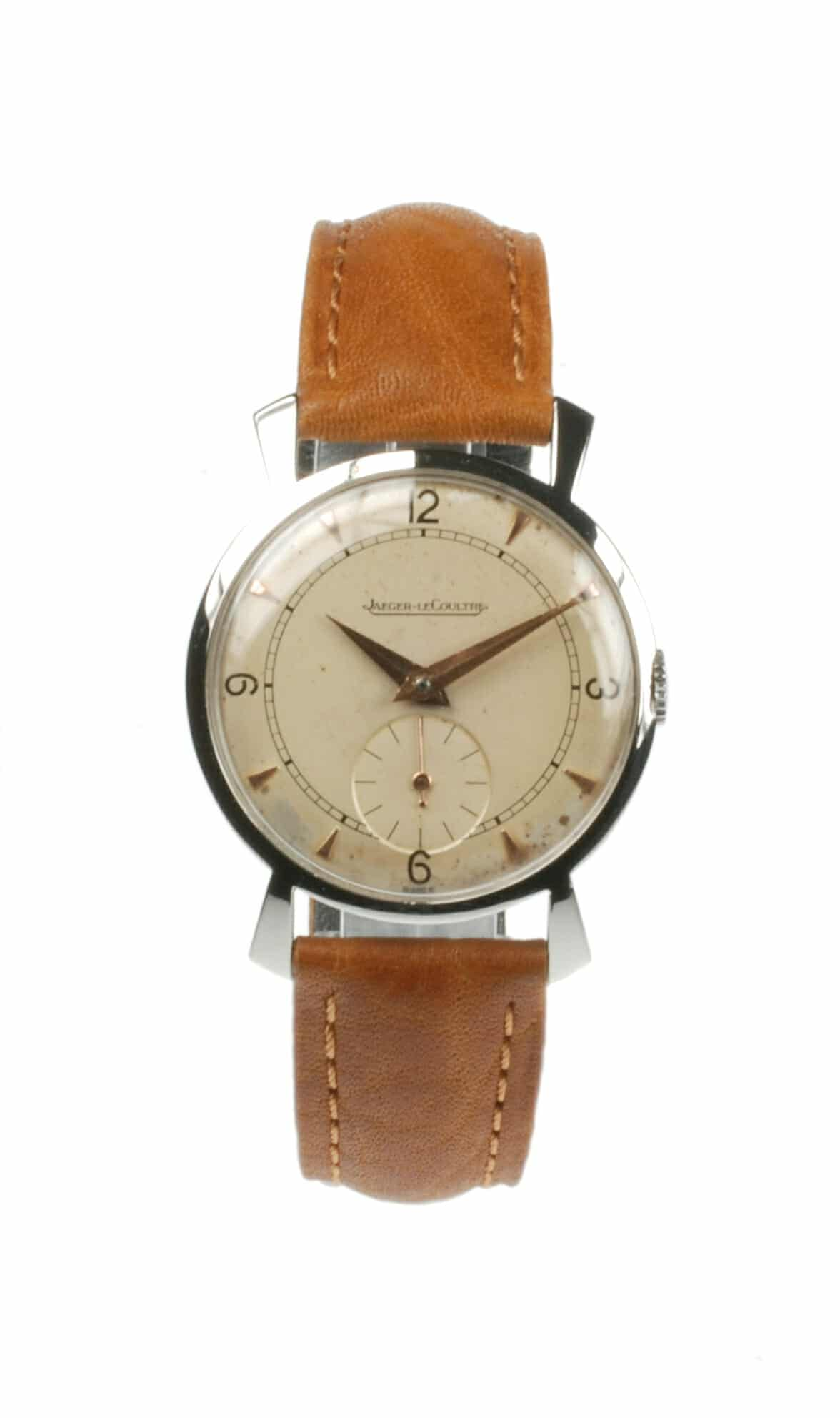 Jaeger LeCoultre 477490 Pre-Owned Watch