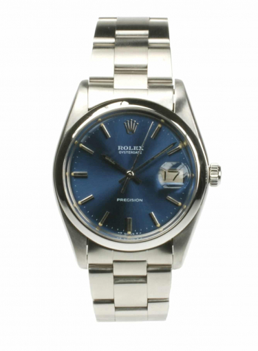 Rolex Precision 6694 From 1980 Pre-Owned Watch