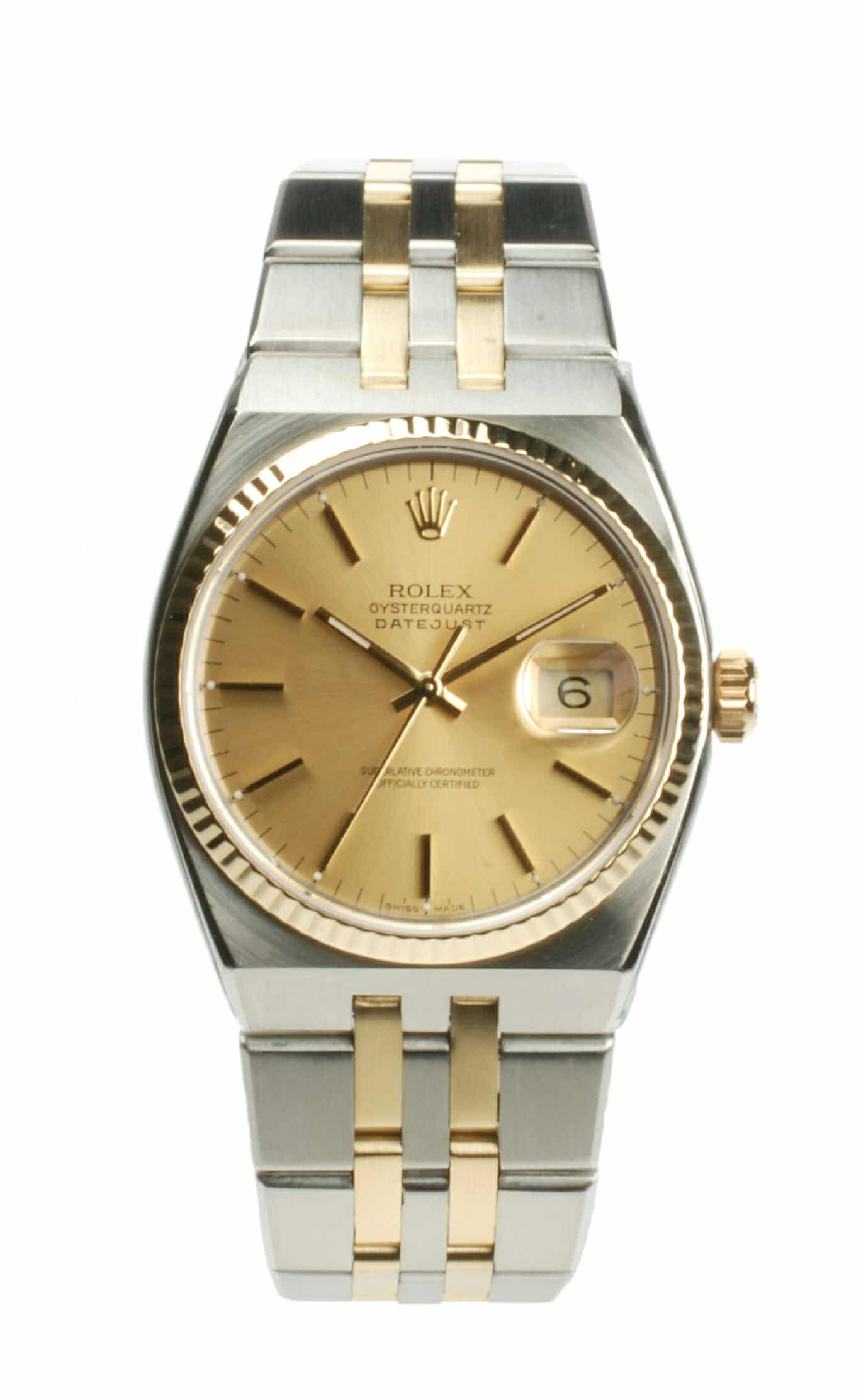 Rolex Oyster Quartz 17013 From 1981 Pre-Owned Watch