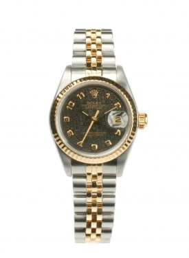 Rolex Datejust 69173 From 1984 Pre-Owned Watch