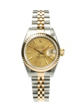 Rolex Datejust 69173 From 1991 Pre-Owned Watch