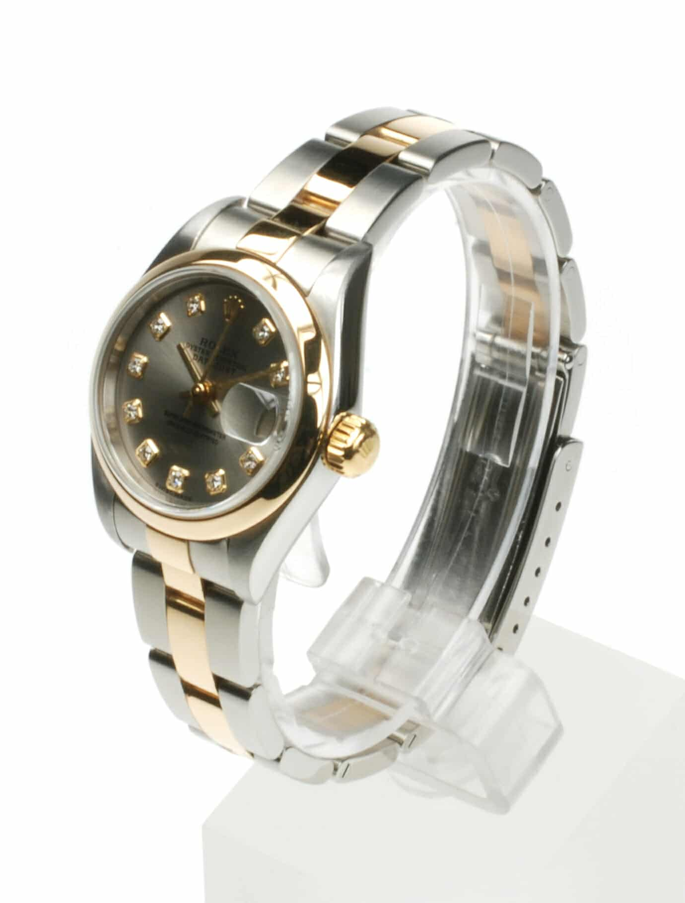 Rolex Datejust 79163 From 2003 Pre-Owned Watch