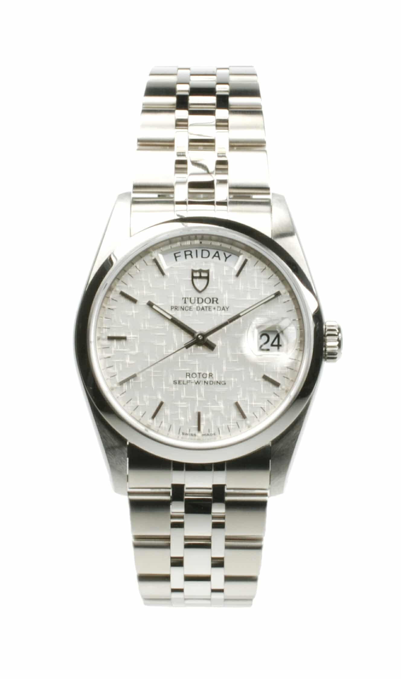 Tudor Prince Date Day 76200 From 2019 Pre-Owned Watch