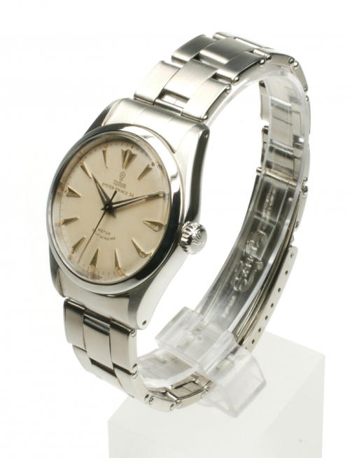 Tudor Oyster Prince 34 7909 From 1957 Pre-Owned Watch