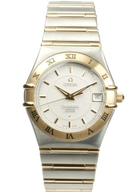 Omega Constellation 125.230.00 From 2005 Pre-Owned Watch