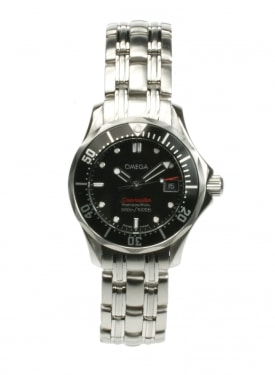 Omega Seamaster 300M 212.30.28.61.01.001 From 2009 Pre-Owned Watch