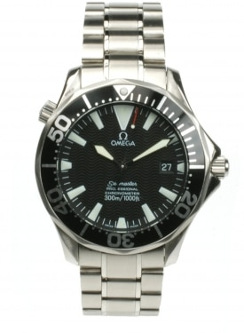 Omega Seamaster 300M 2254.50.00 From 2005 Pre-Owned Watch