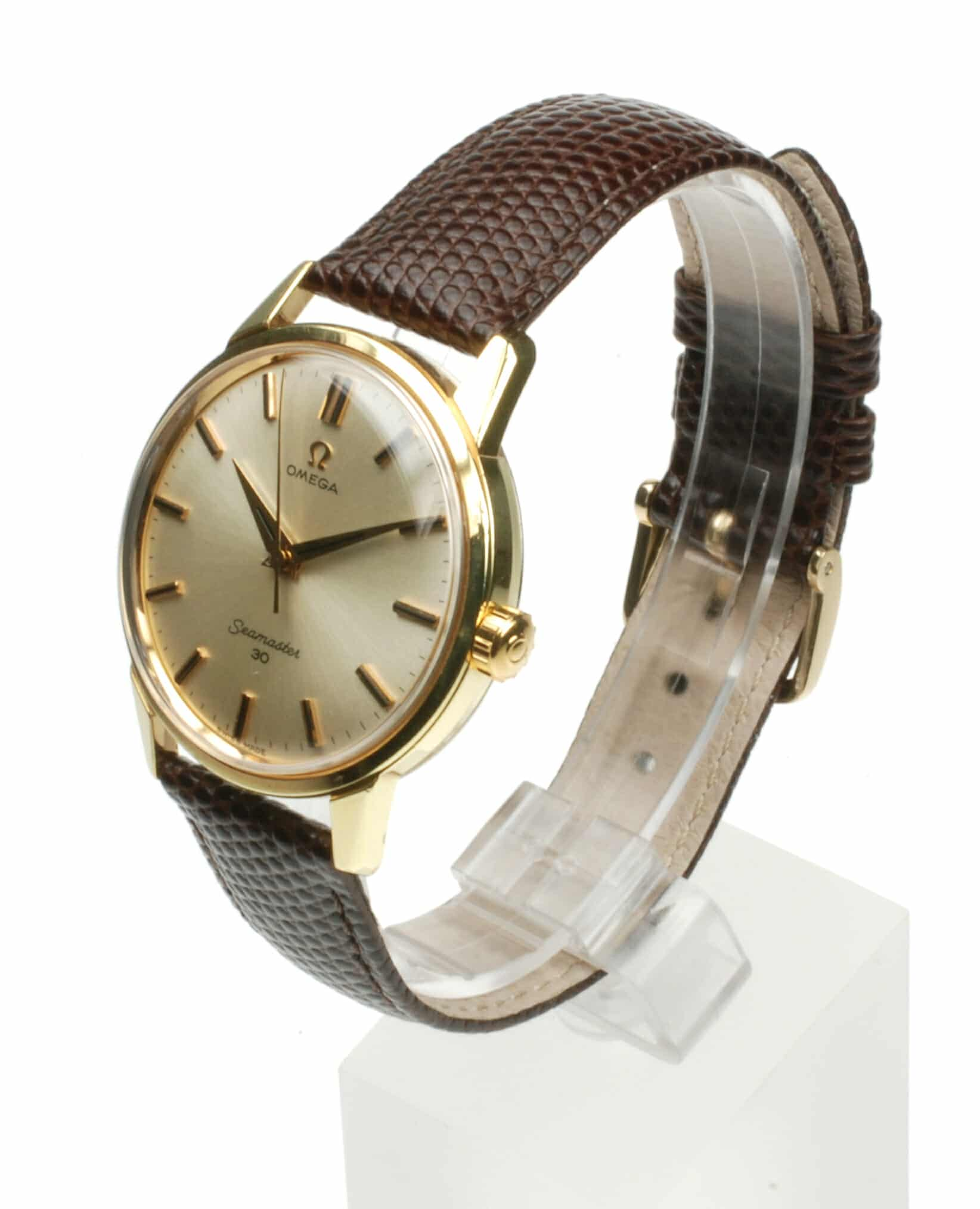 Omega Seamaster 30 135.007-63 From 1963 Pre-Owned Watch