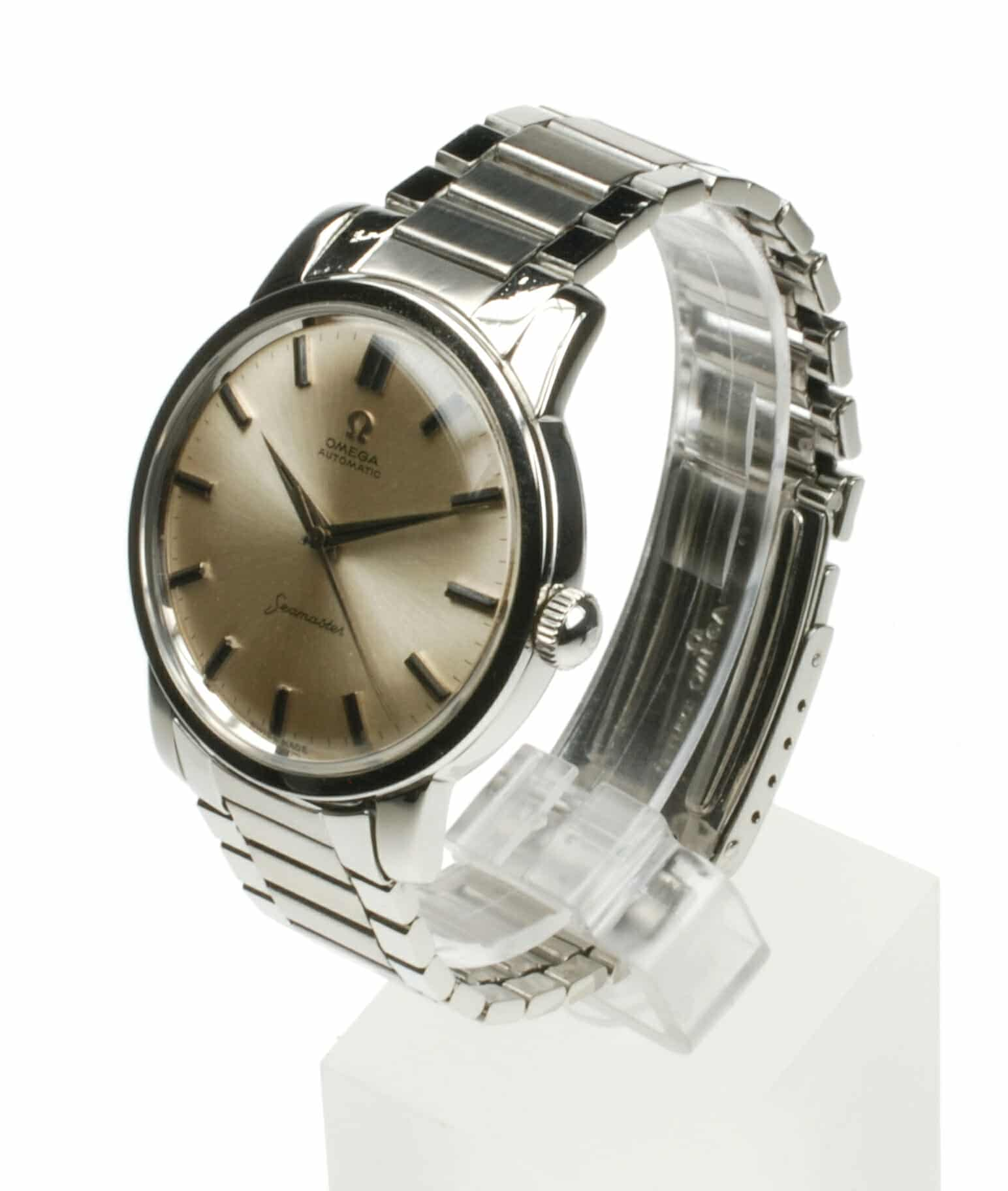 Omega Seamaster 14764-SC-6 From 1961 Pre-Owned Watch