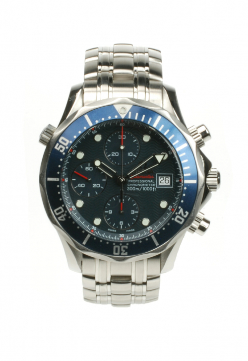 Omega Seamaster 300M 22258000 From 2007 Pre-Owned Watch