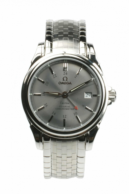 Omega DeVille 45334100 From 2012 Pre-Owned Watch