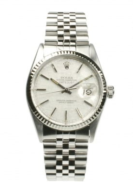 Rolex Datejust 16014 From 1980 Pre-Owned Watch