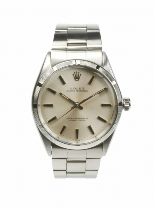 Rolex Oyster Perpetual 1002 From 1969 Pre-Owned Watch