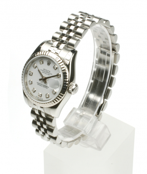 Rolex Datejust 179174 From 2011 Pre-Owned Watch