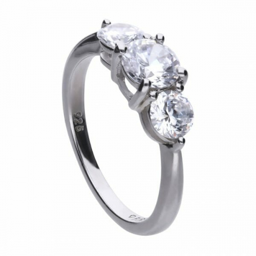 Diamonfire Trilogy Ring