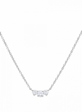 Diamonfire Three Trilogy Necklace