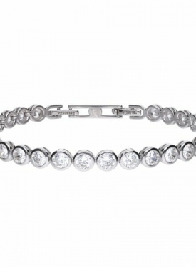 Diamonfire Bezel Set Tennis Bracelet