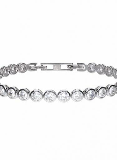 Diamonfire Bezel Set Tennis Bracelet