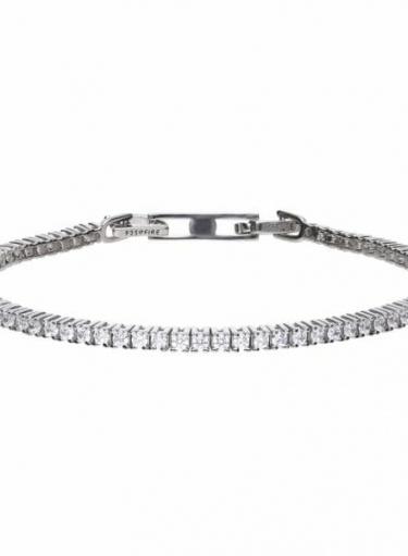 Diamonfire Fine Claw Set Tennis Bracelet