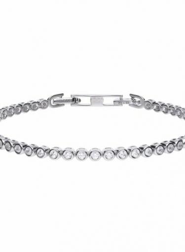 Diamonfire Tennis Rubover Bracelet
