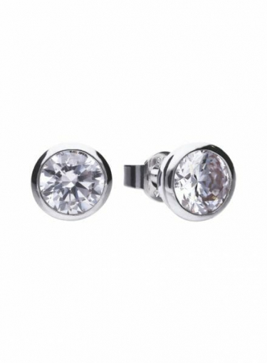 Diamonfire Bezel Set 2.00ct Stud Earrings