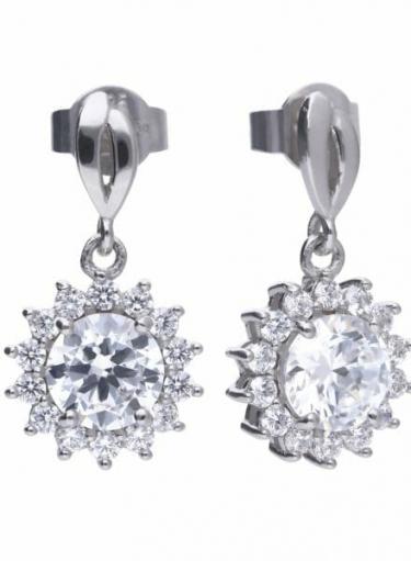 Diamonfire Sun Drop Earrings