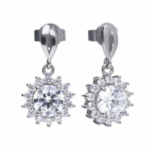 Diamonfire Sun Drop Earrings