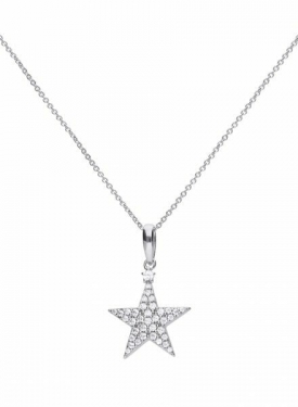 Diamonfire Star Pendant
